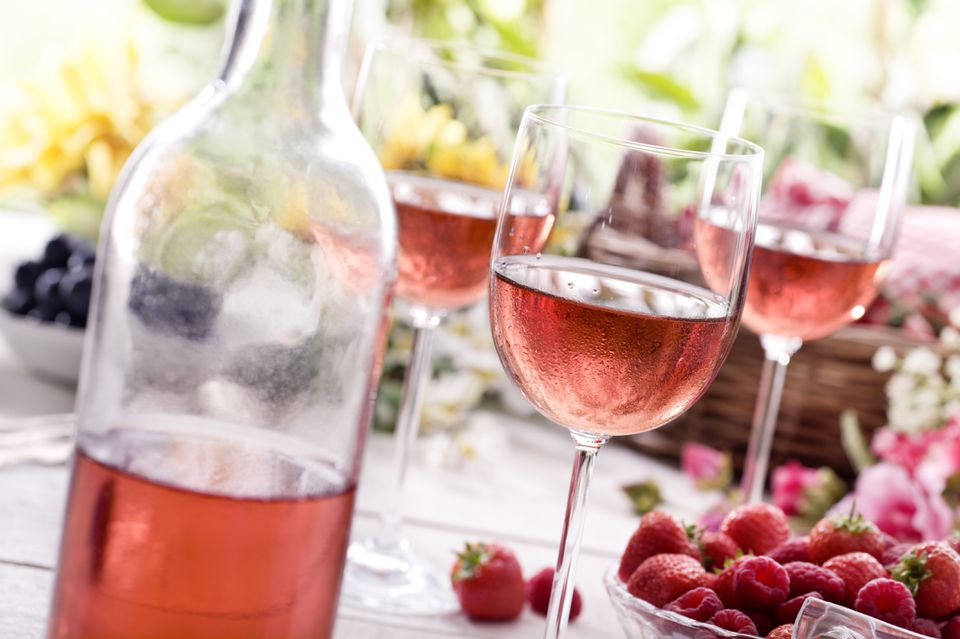 Summer Rose Wine