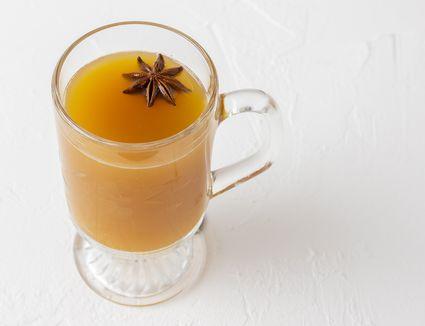 Crockpot Hot Apple Cider (Wassail)