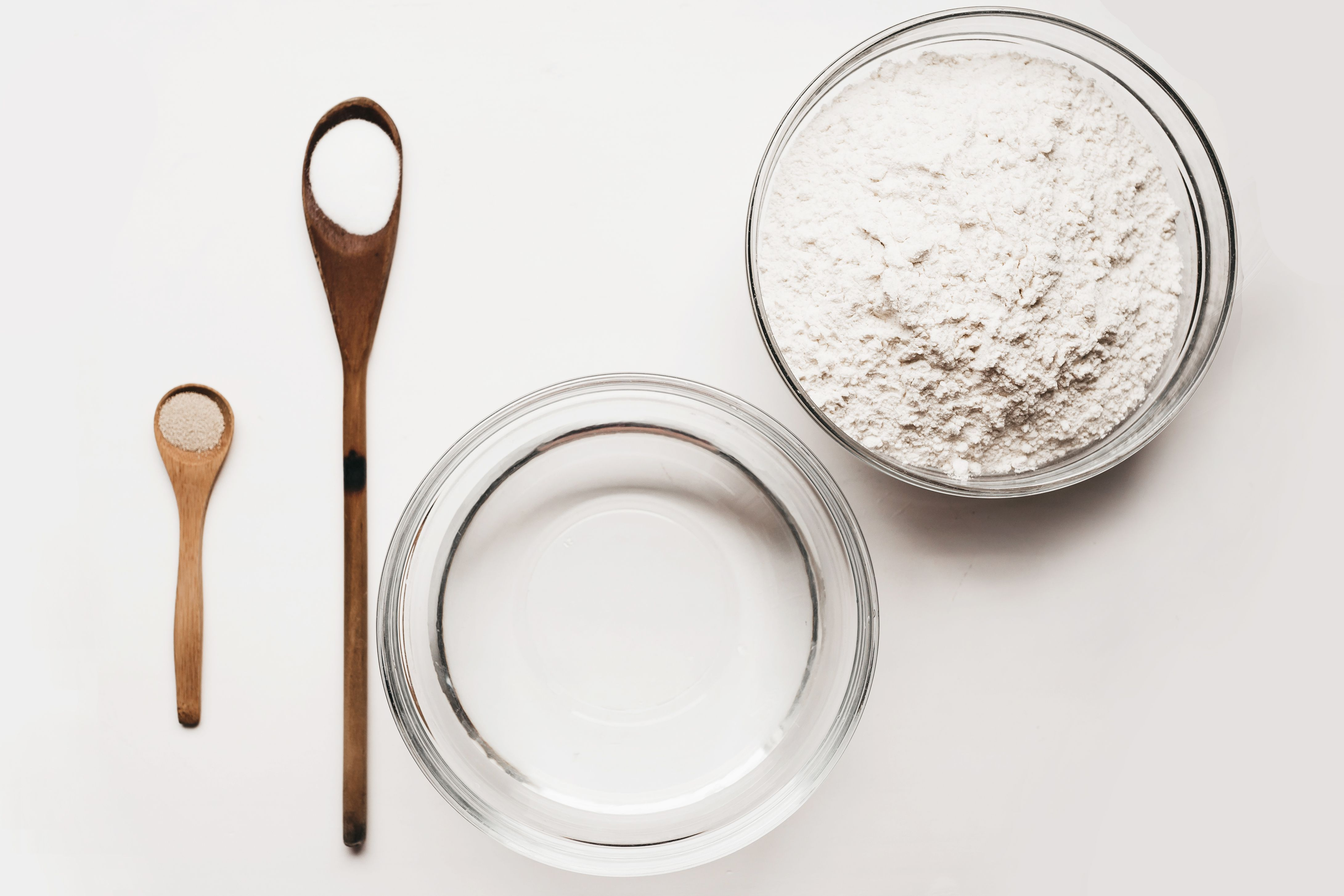 French Baguette Recipe Ingredients