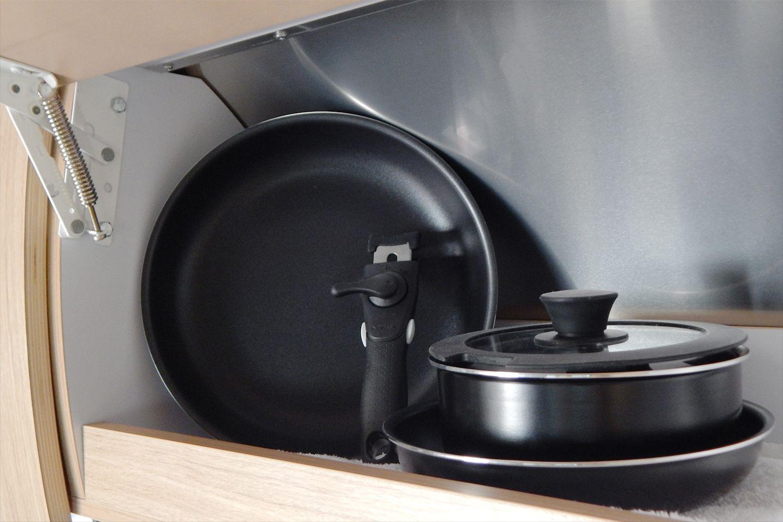 The Abizoe Compact Cookware Set