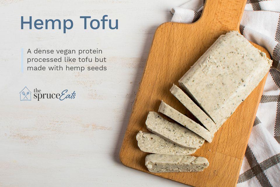 what is hemp tofu