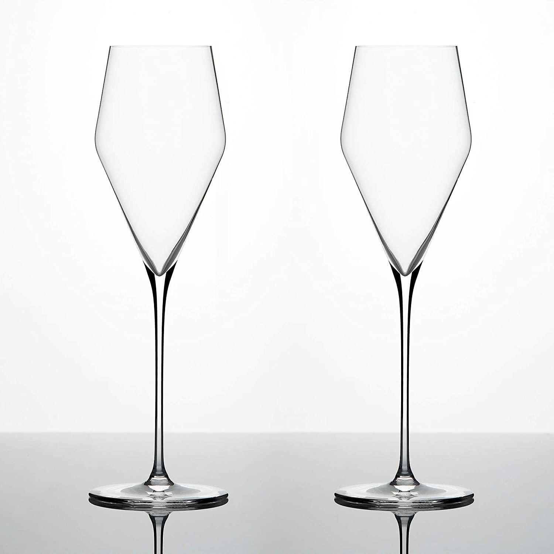 zalto champagne glasses
