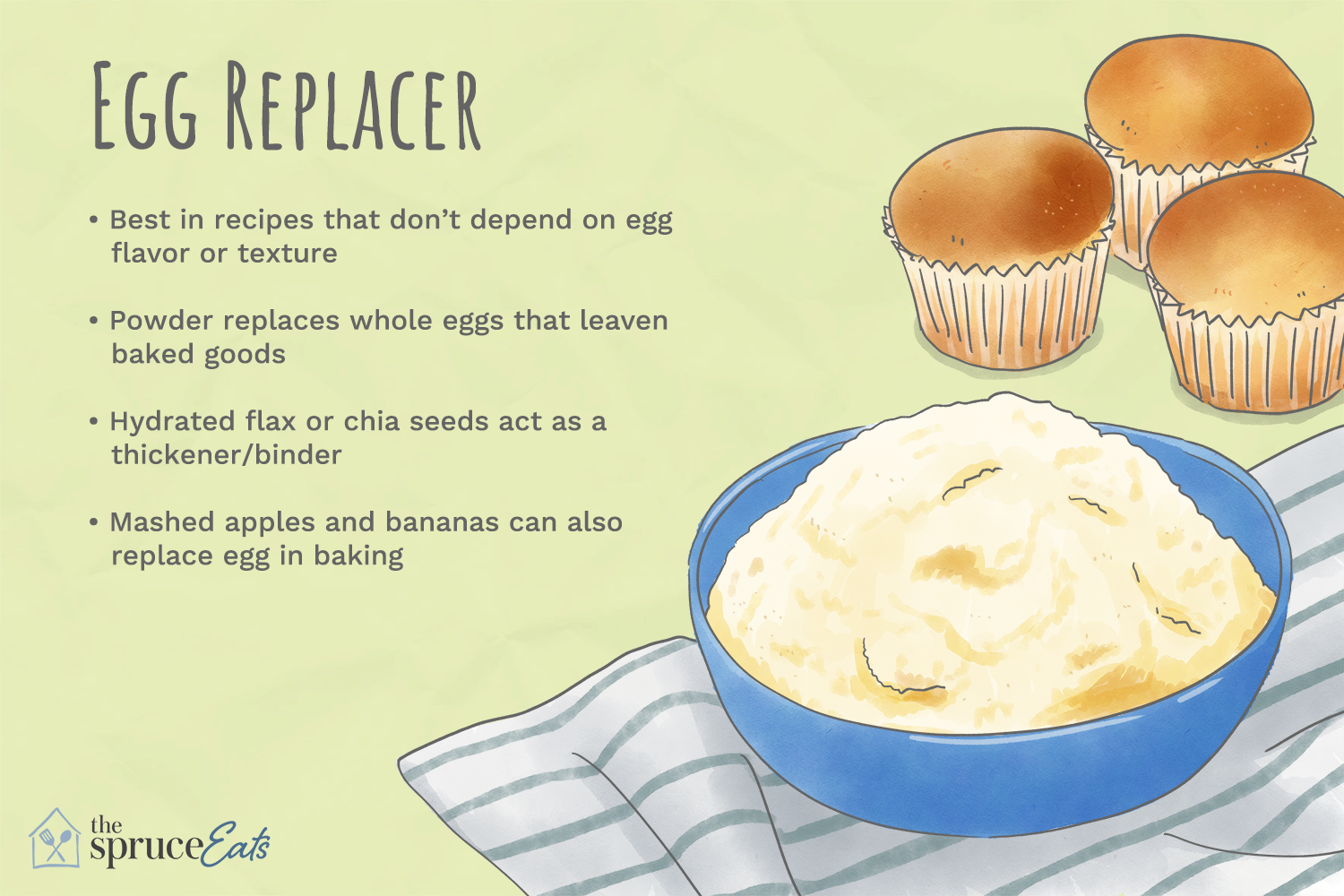 what is egg replacer