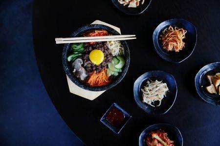 easy korean dinner party menu