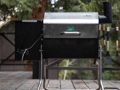 Green Mountain Daniel Boone Pellet Grill Review