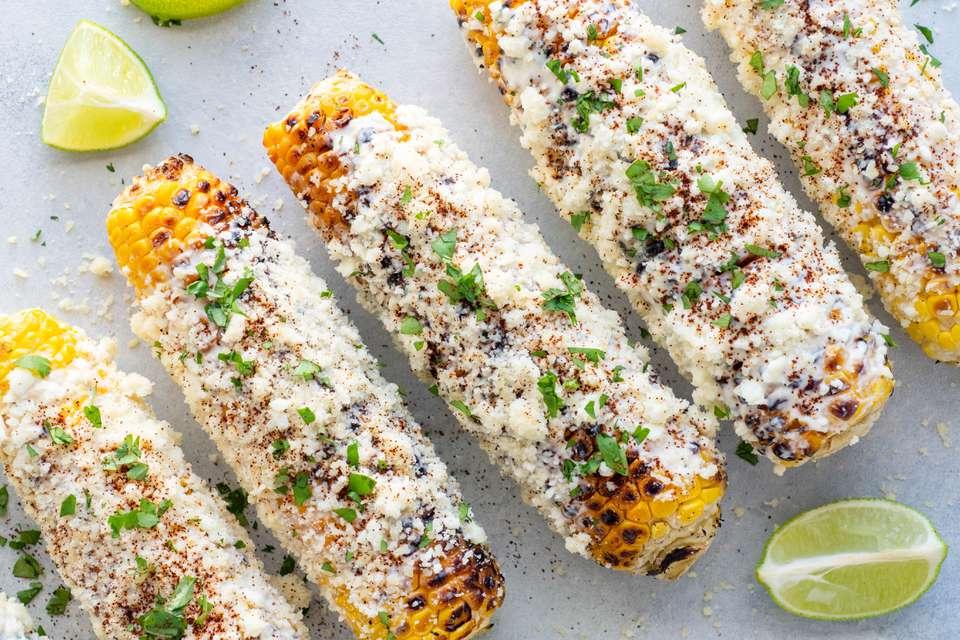 Mexican Street Corn (Elote)