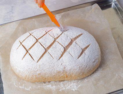 Score dough