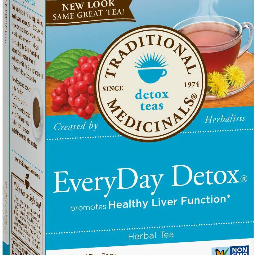 8 Best Detox Teas for Health and Enjoyment