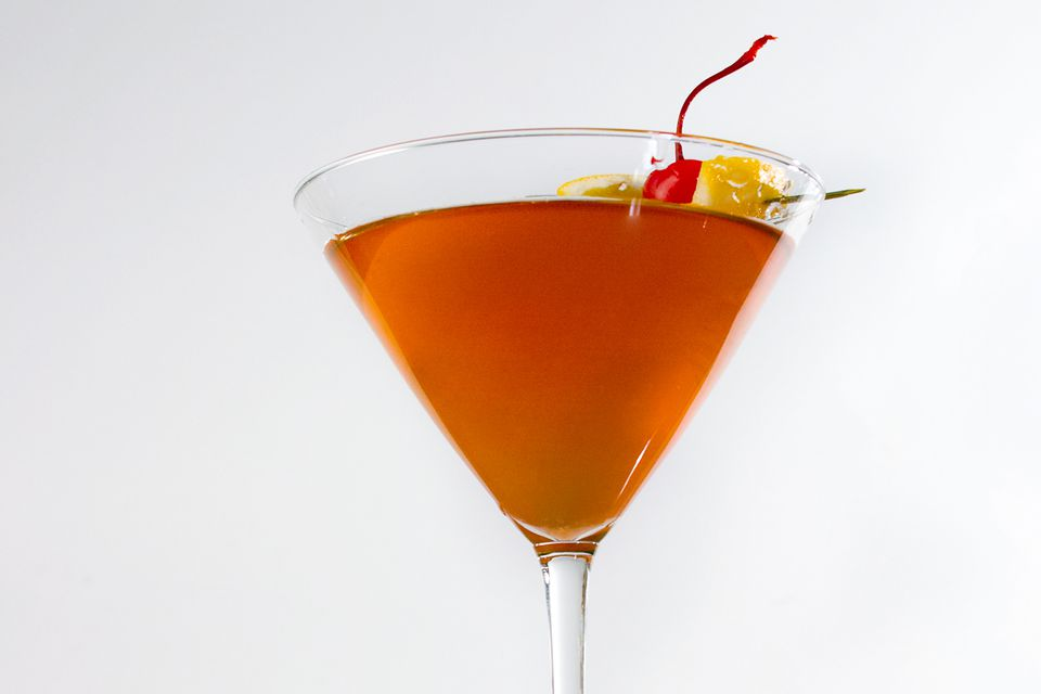 The Classic Boston Cocktail