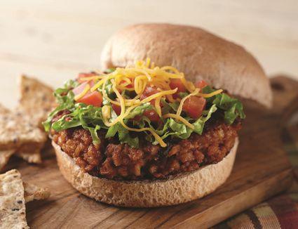 Black Soy Bean Burgers