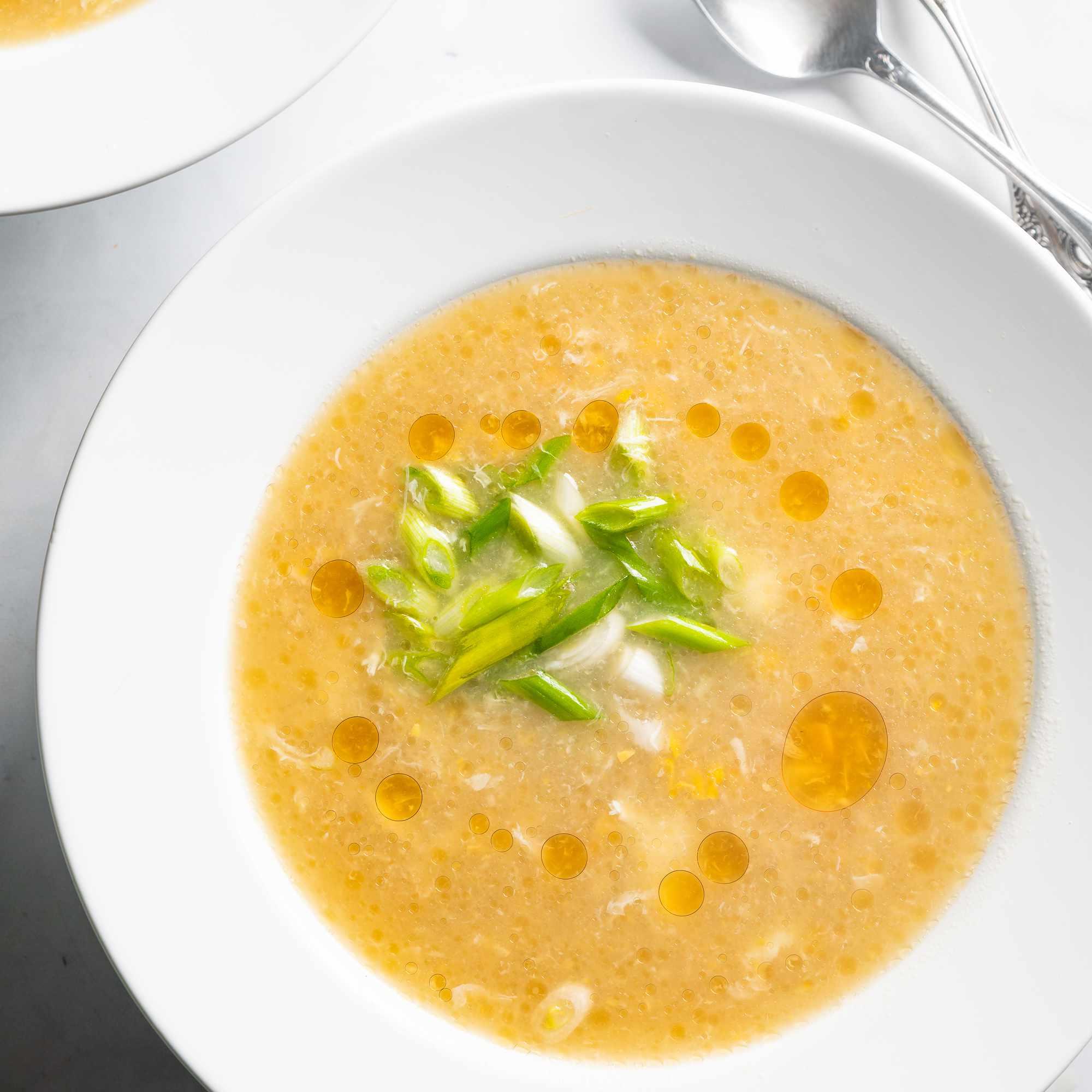 Cantonese Creamed Corn Soup