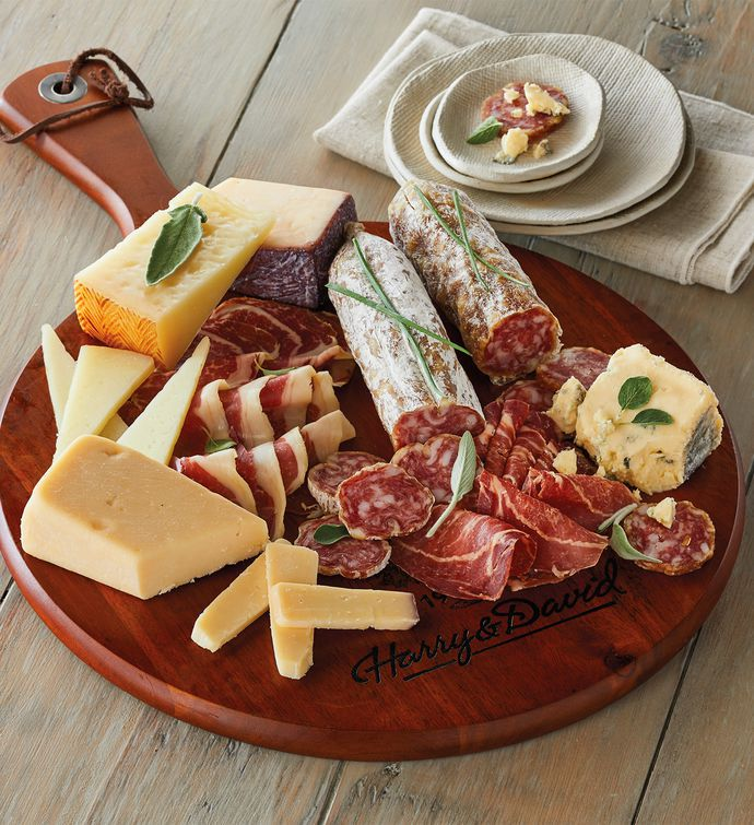 Harry & David Ultimate Cheese and Charcuterie Collection