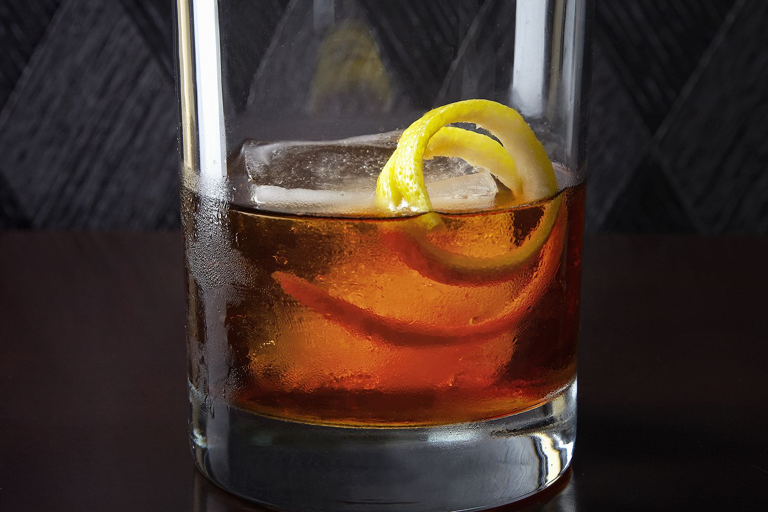 No Need to Muddle This Knob Creek Old-Fashioned