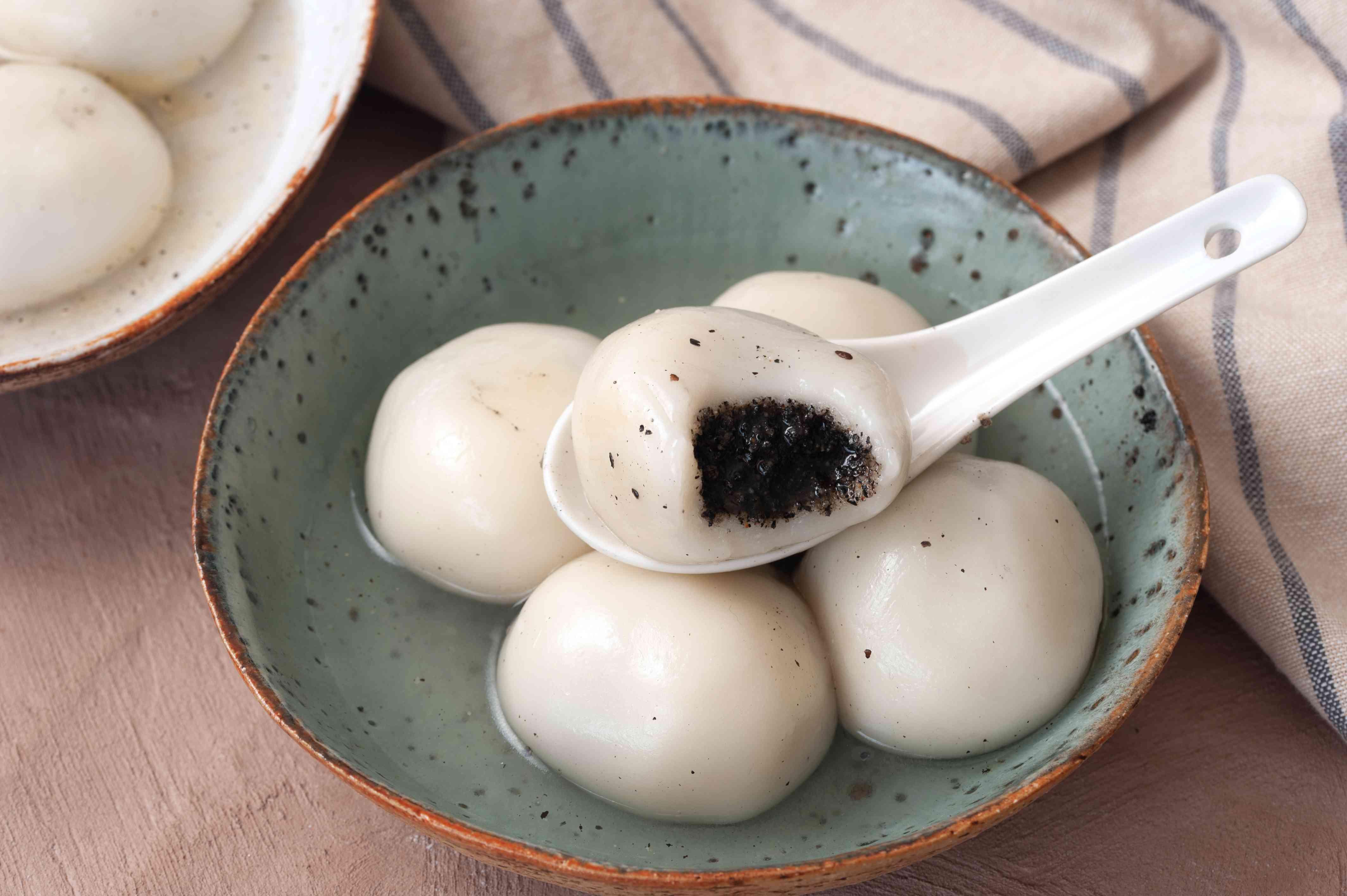 Yuanxiao Chinese dumplings recipe
