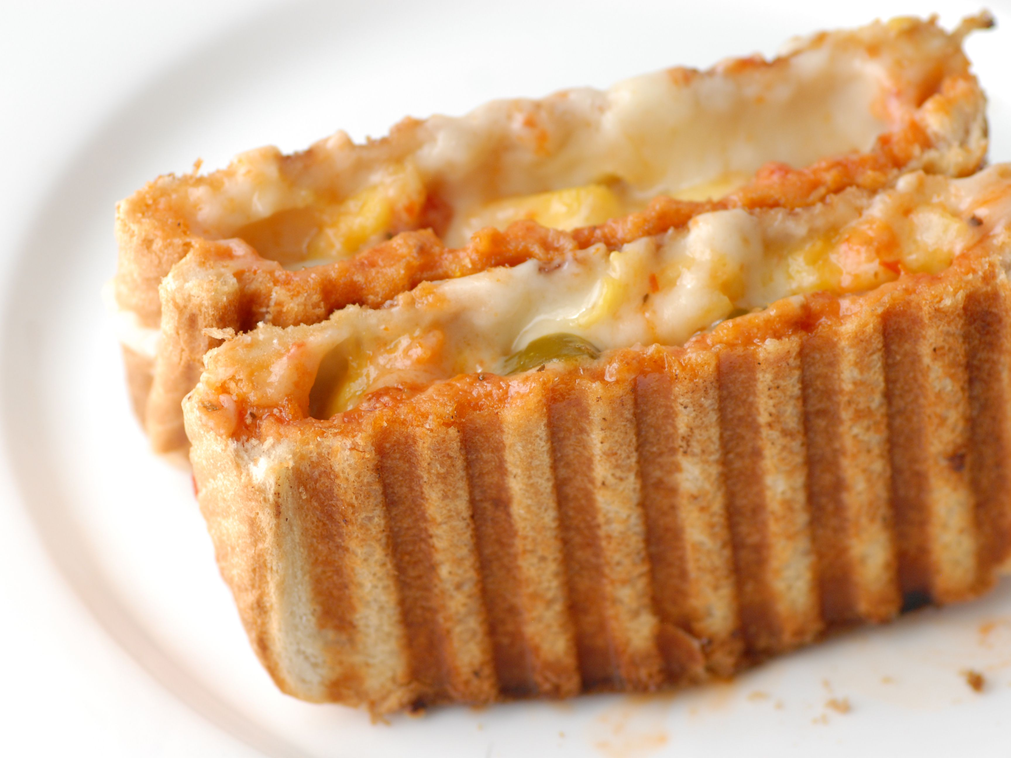How to Make a Grilled Cheese Using a Panini Press