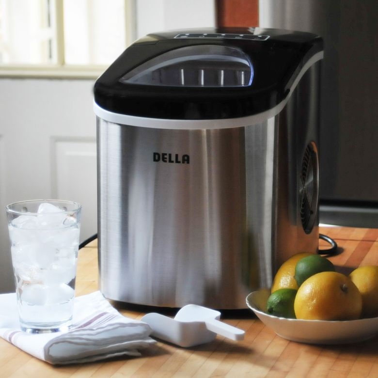 Della Portable Top Load Electric Ice Maker