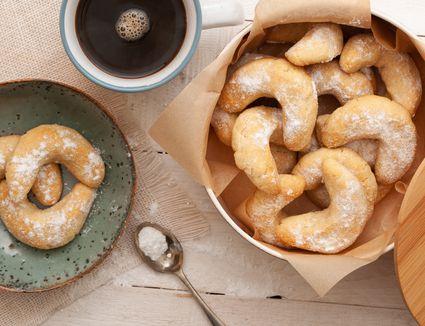 Polish vanilla cookie recipe