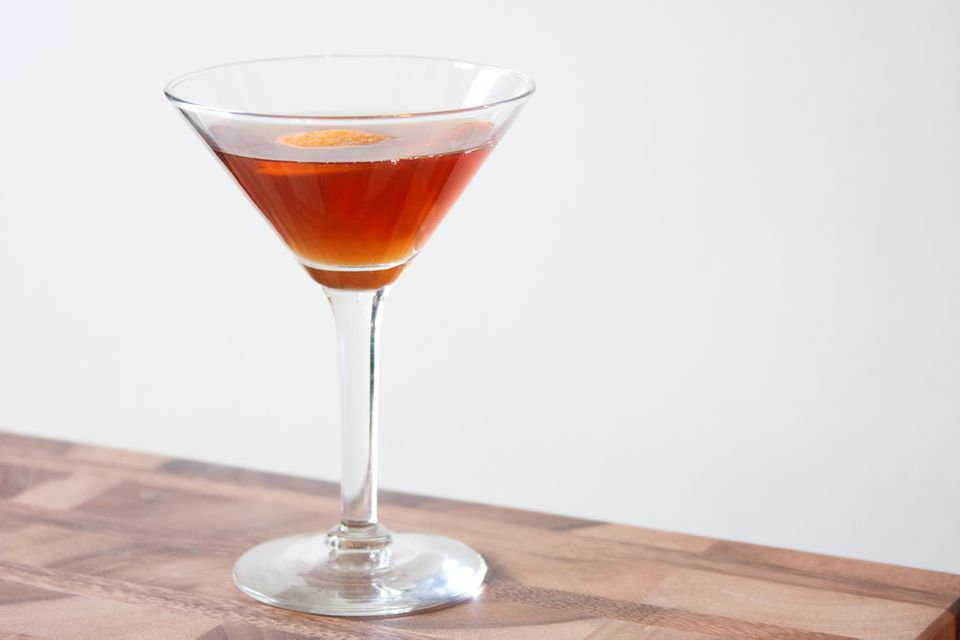 The Beatnik Cocktail With Averna