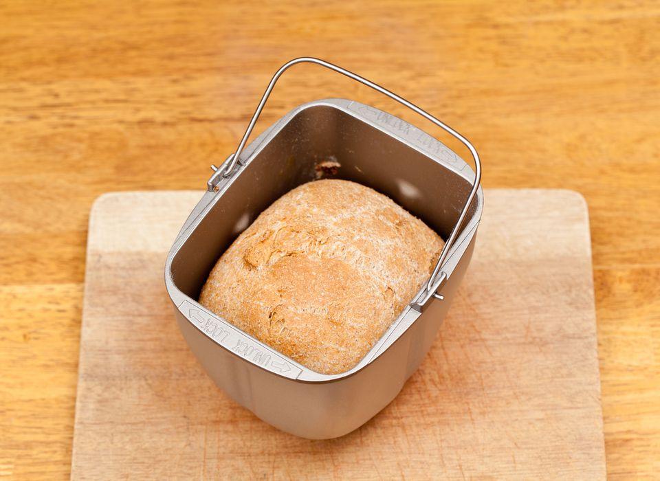 Bread from bread machine