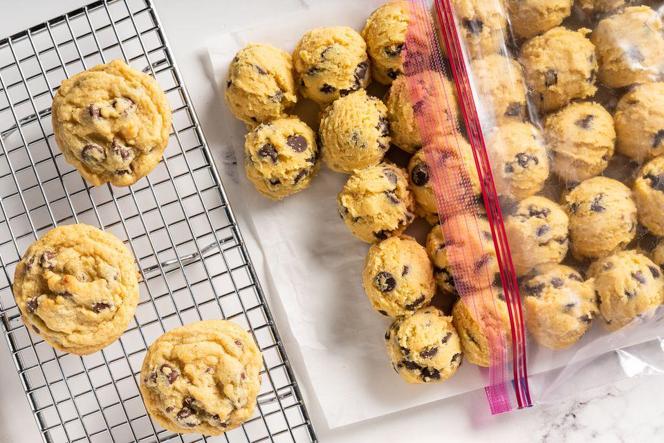 Break and Bake Cookies