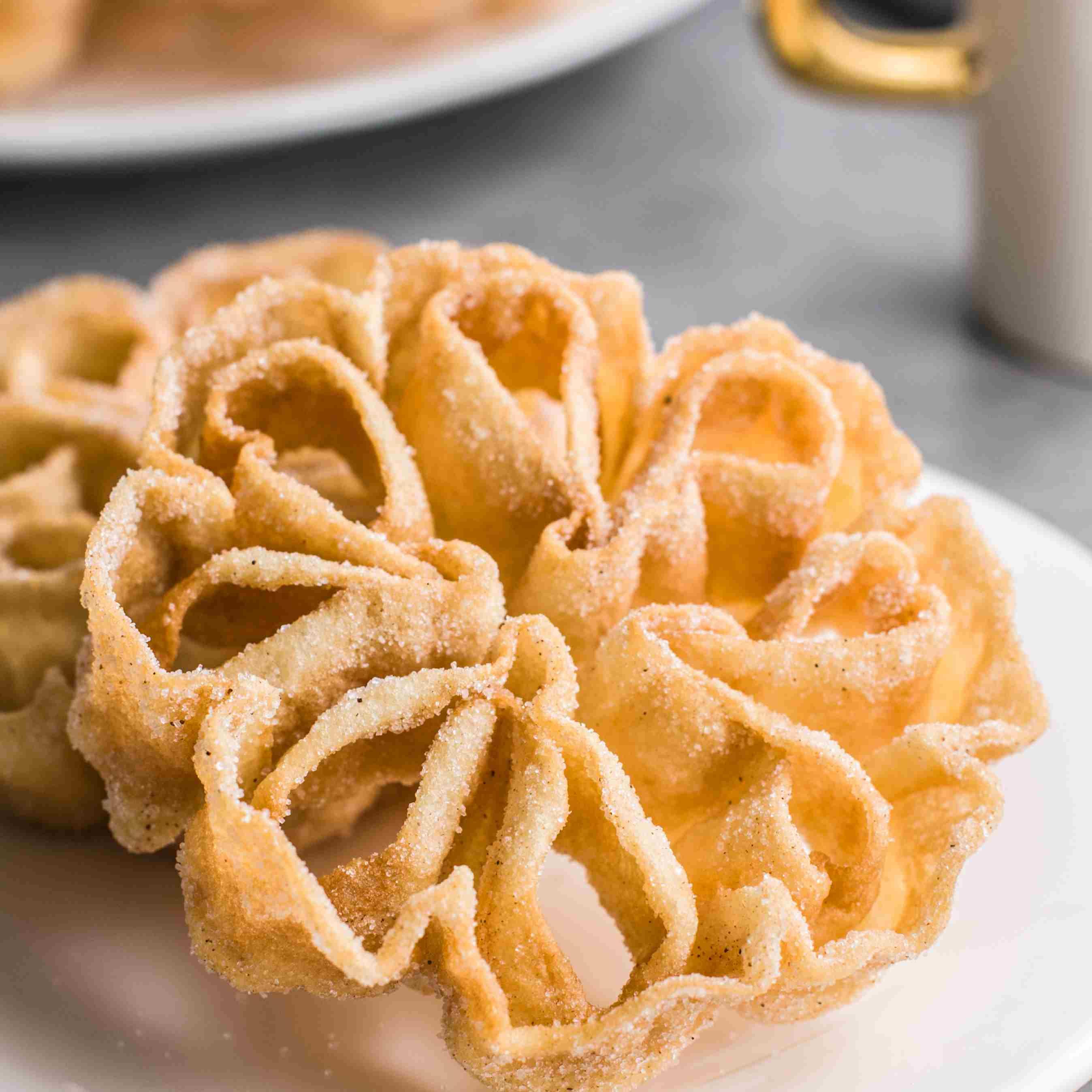 Rosettes Cookies Recipe
