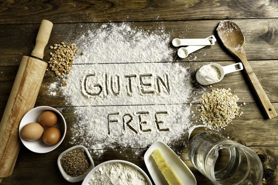Gluten free ingredients