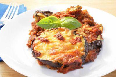 Recipe for Gluten-Free Eggplant Parmesan