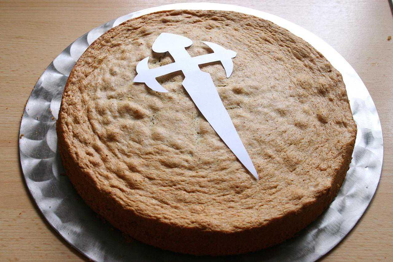 St James Cake Recipe Tarta De Santiago