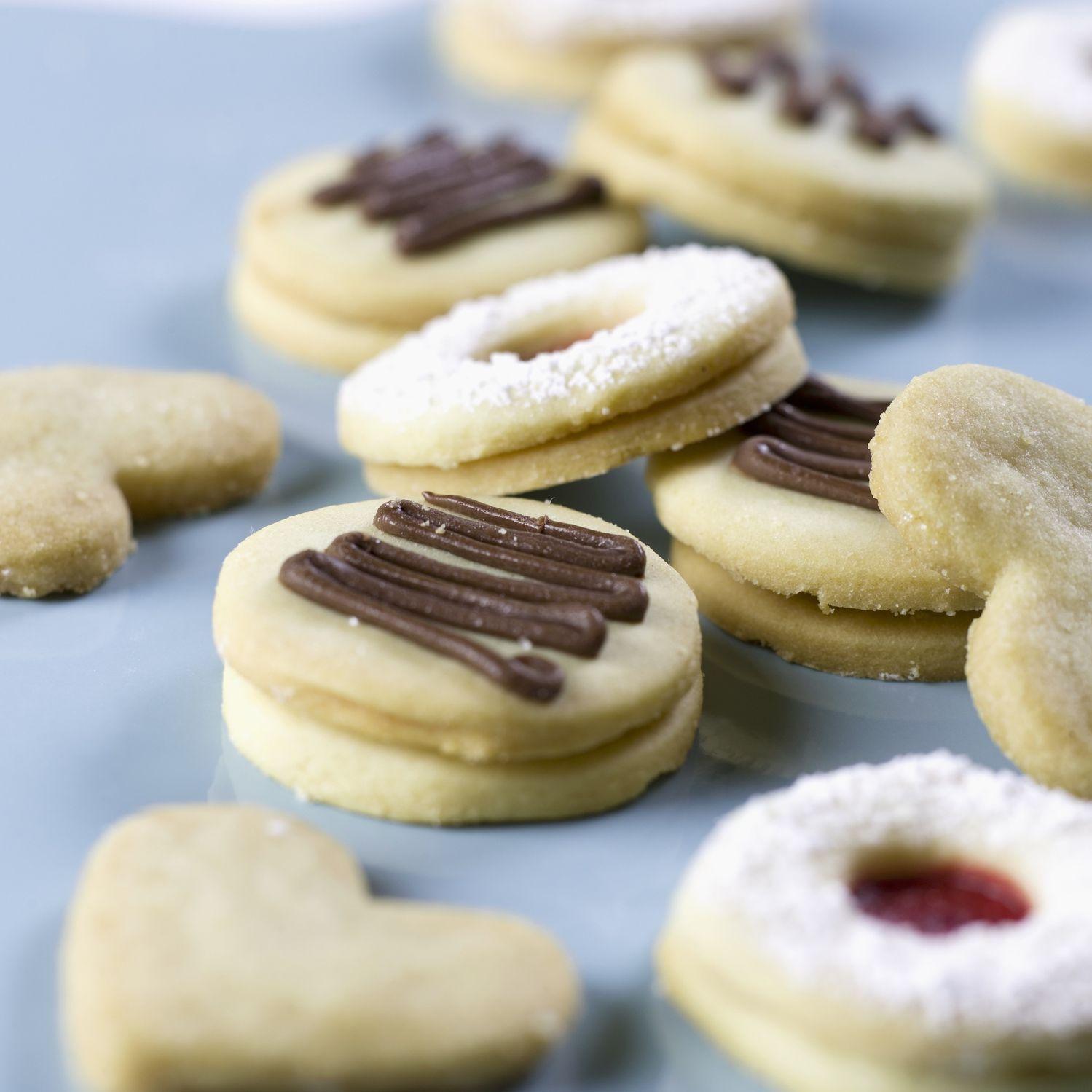 Czech Christmas Cookie Vanocni Cukrovi Recipes