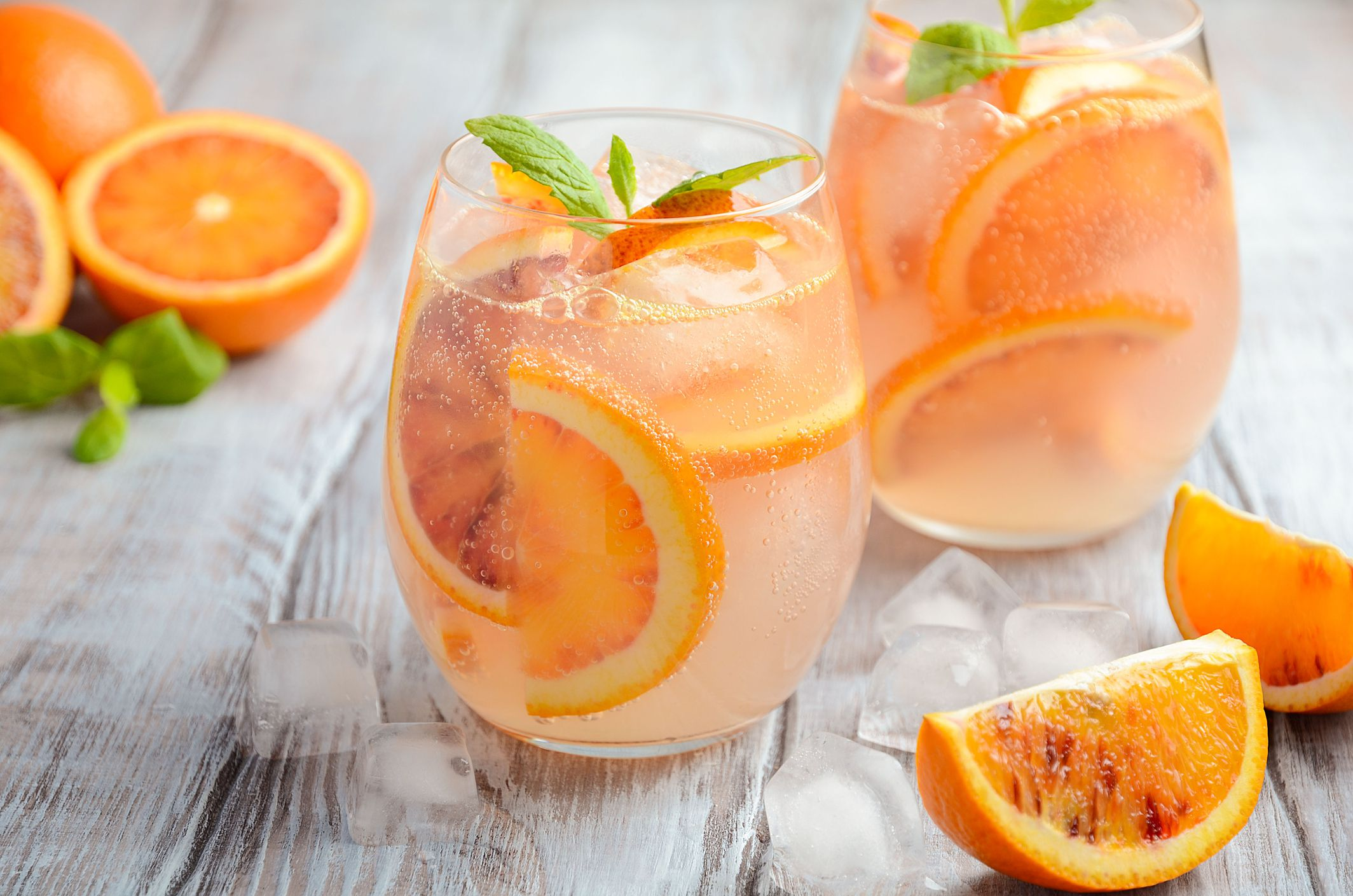 10 Impressive Champagne Punch Recipes
