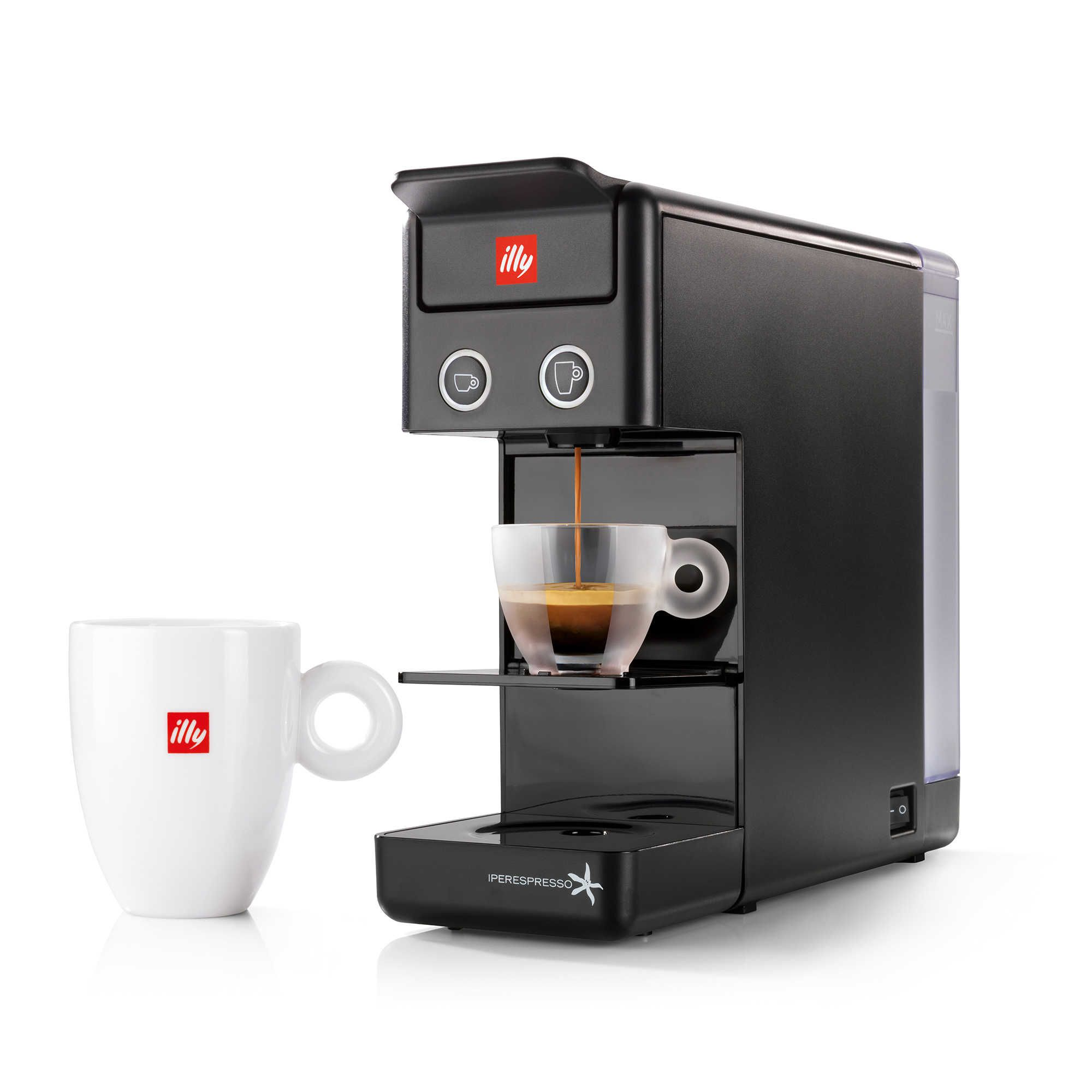 how to make illy coffee