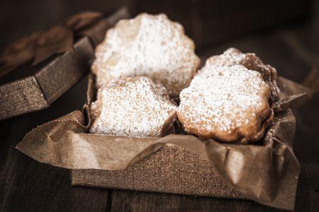 Polish Pecan Crescent Cookies Ciastka Kruche Z Orzechami Recipe