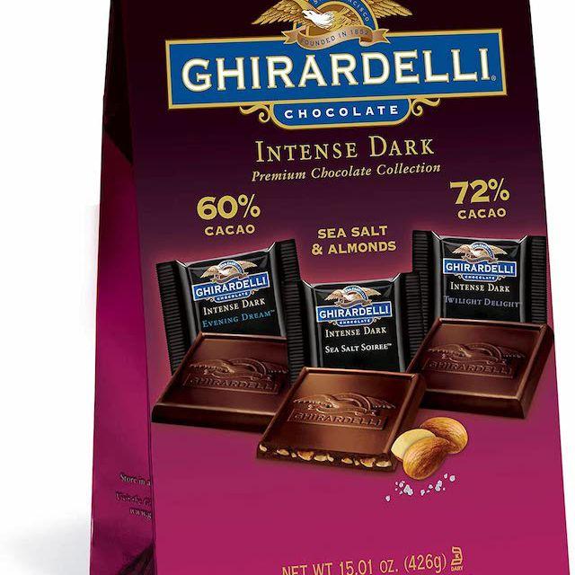 Ghirardelli Chocolate Intense Dark Chocolate Variety Pack