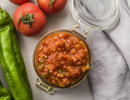 Spanish tomato sauce