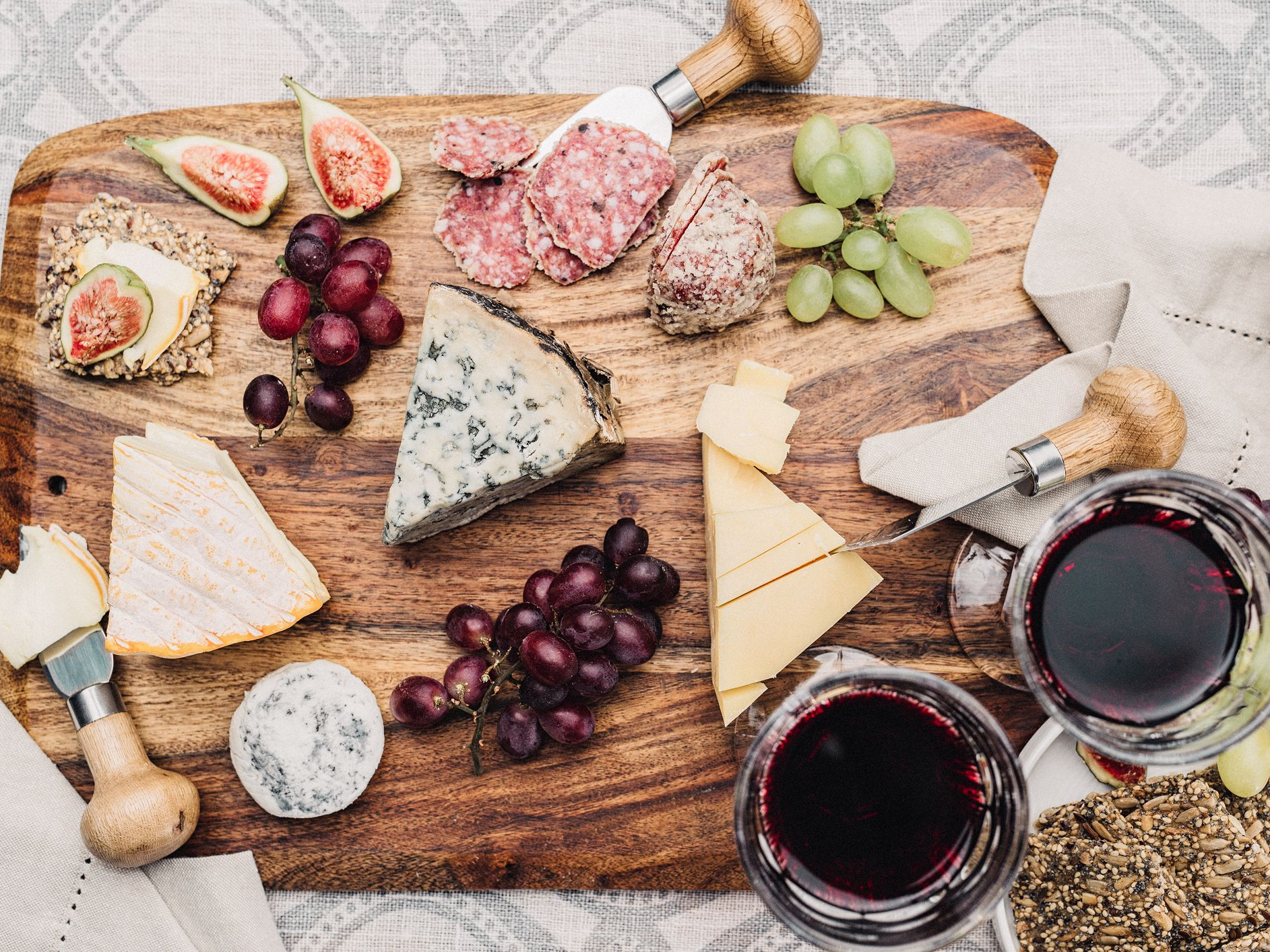 Basic Cheese Platter Suggestions And Tips