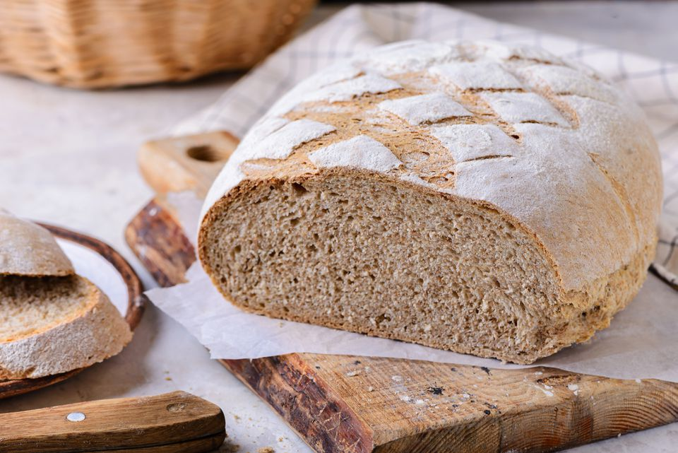 German farmer's bread recipe