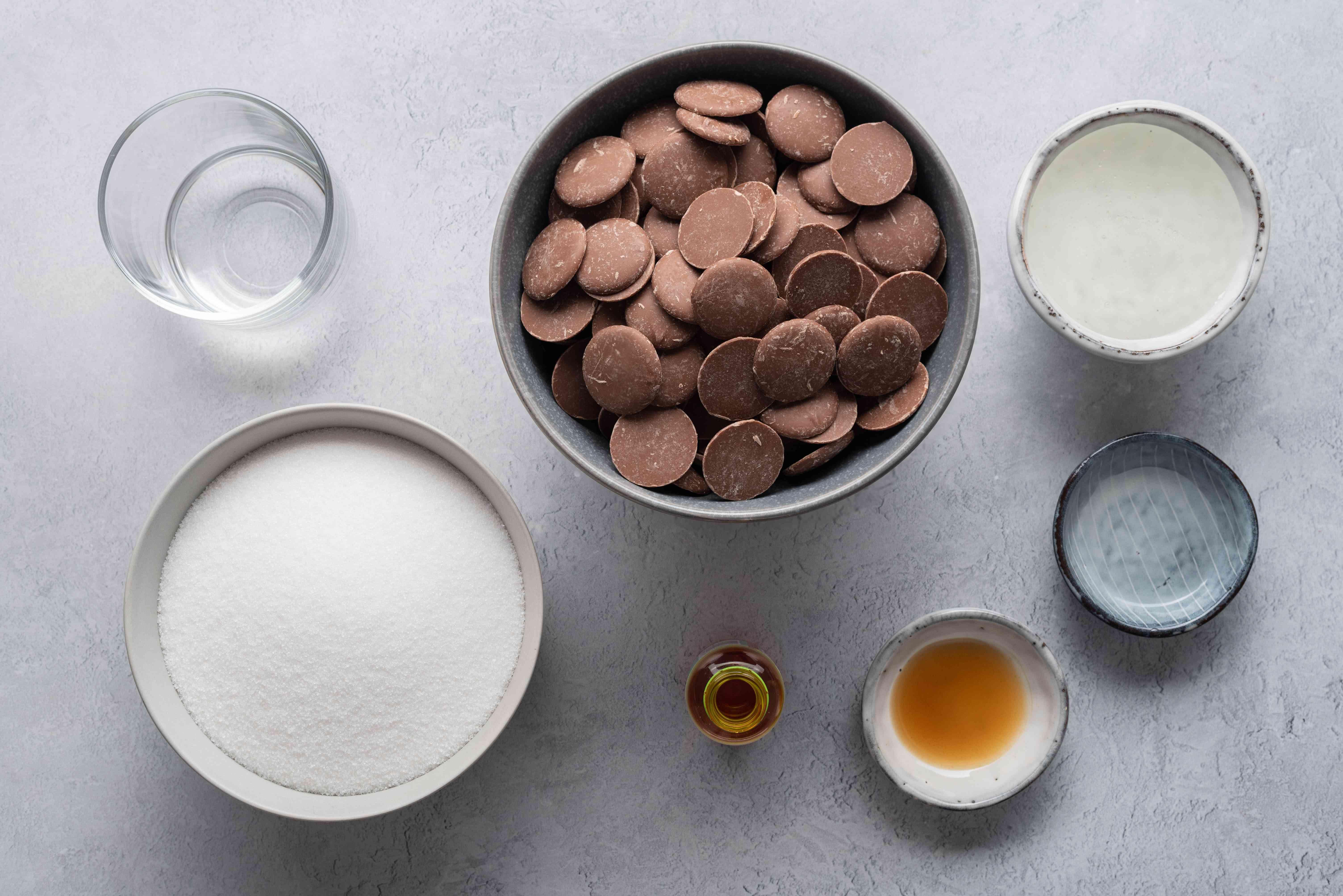 cream egg ingredients