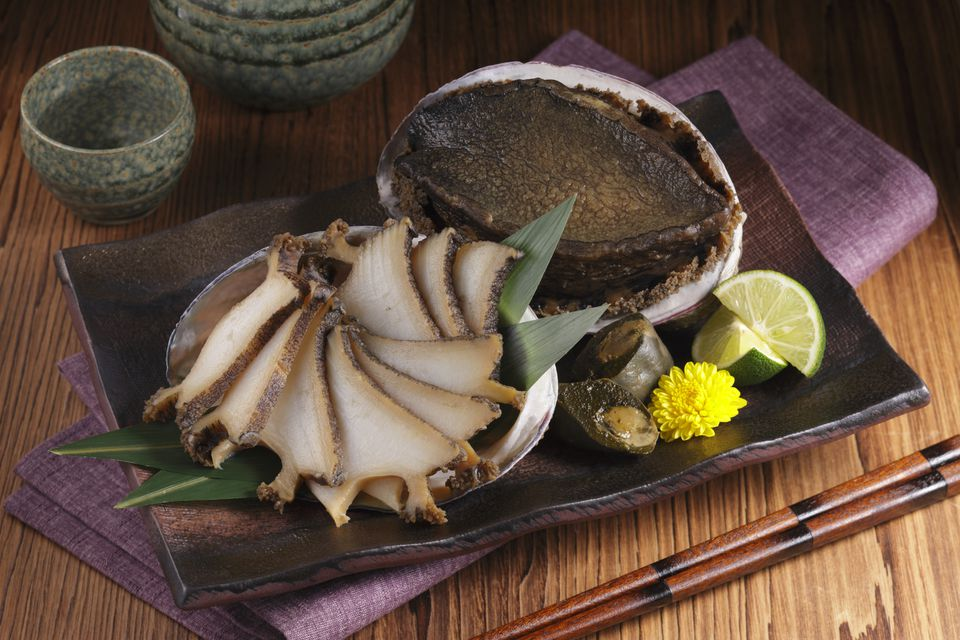Sliced Abalone