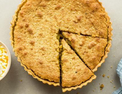 Christmas bakewell tart recipe