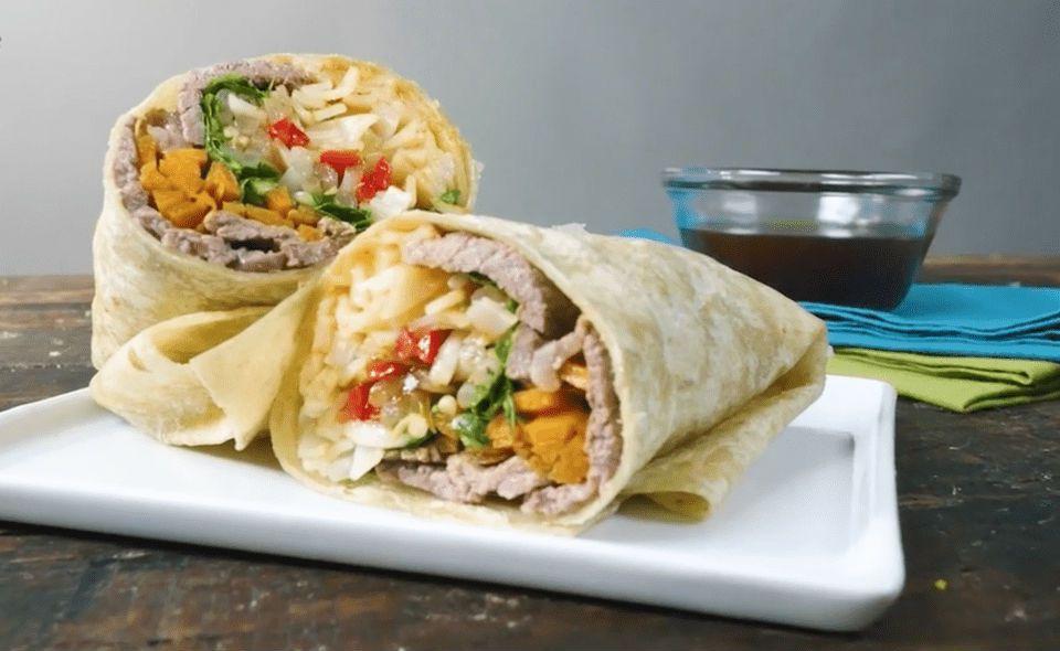 Pho Burrito Recipe