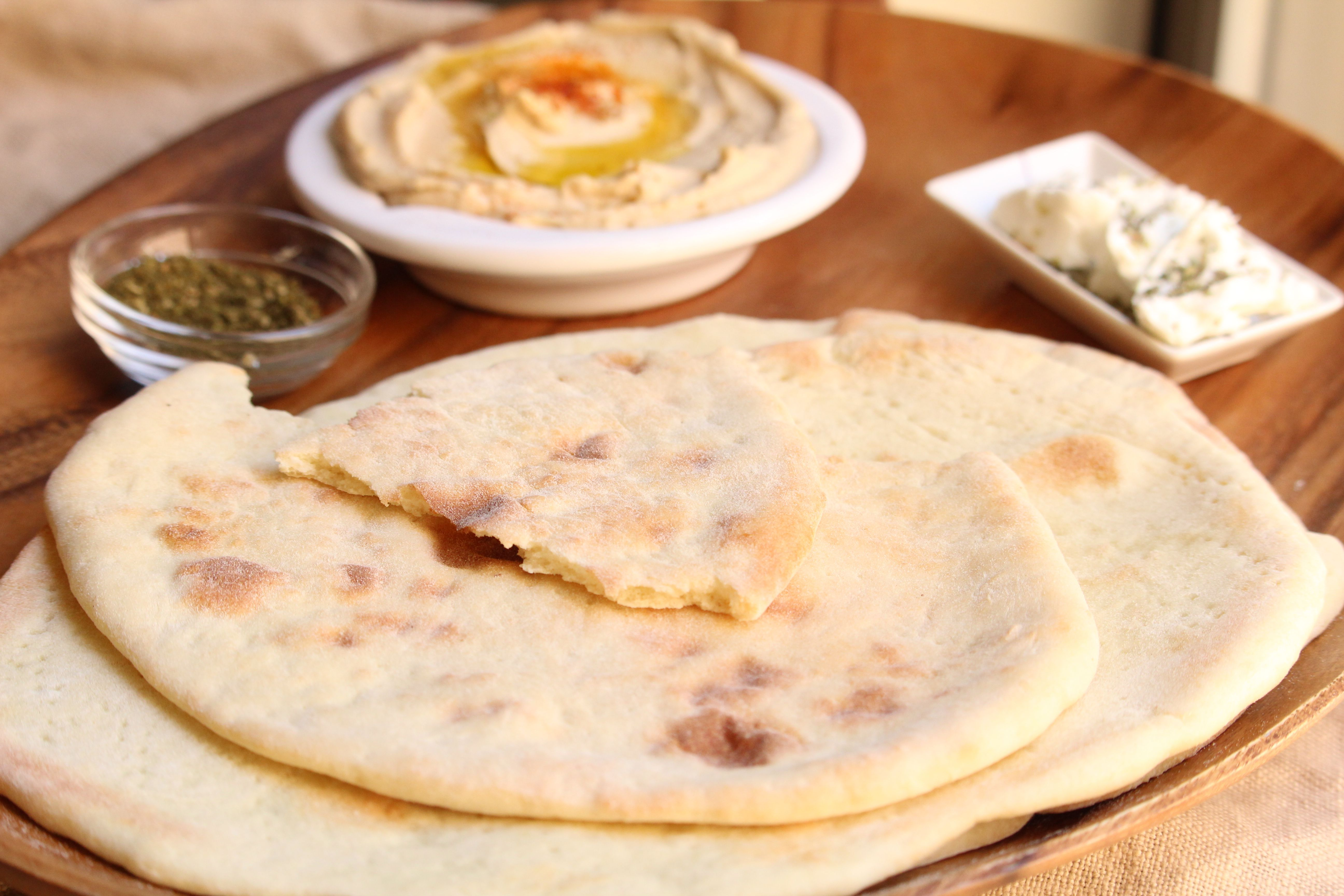How to Make Your Own Laffa Flatbread From Scratch