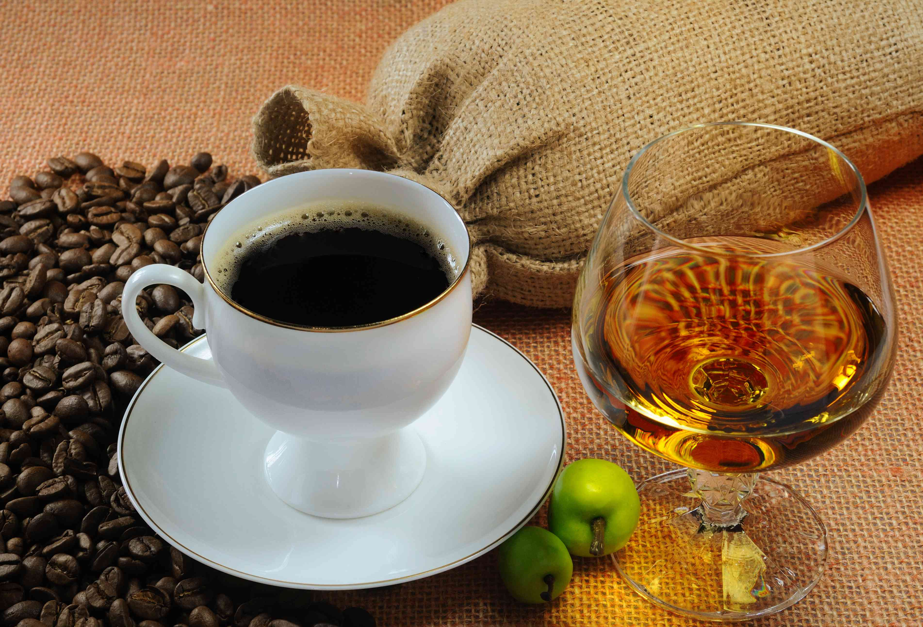 Brandy and Coffee