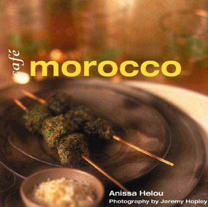 Cafe Morocco Book