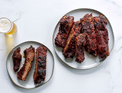 Oh Yeah Sticky Beef Ribs