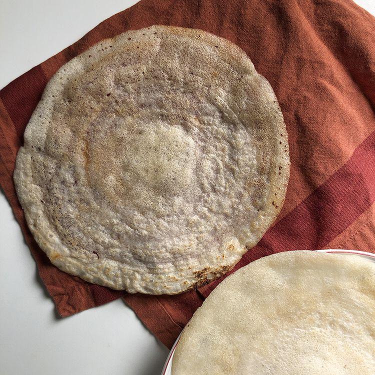 Savory Dosas Recipe (South Indian Pancakes) Tester Image