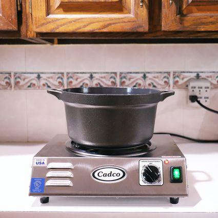 Cadco CSR-3T Hot Plate