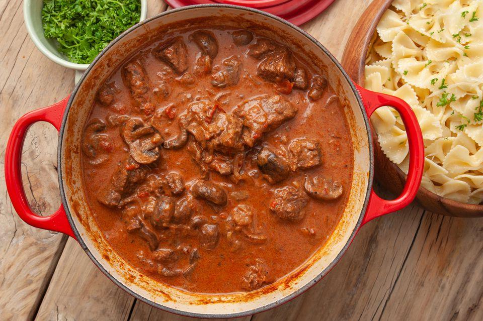 Easy Hungarian goulash