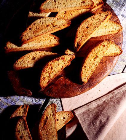 Mandelbrot - almond biscuits