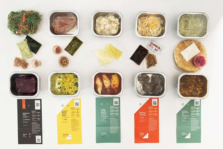 Tovala packaging
