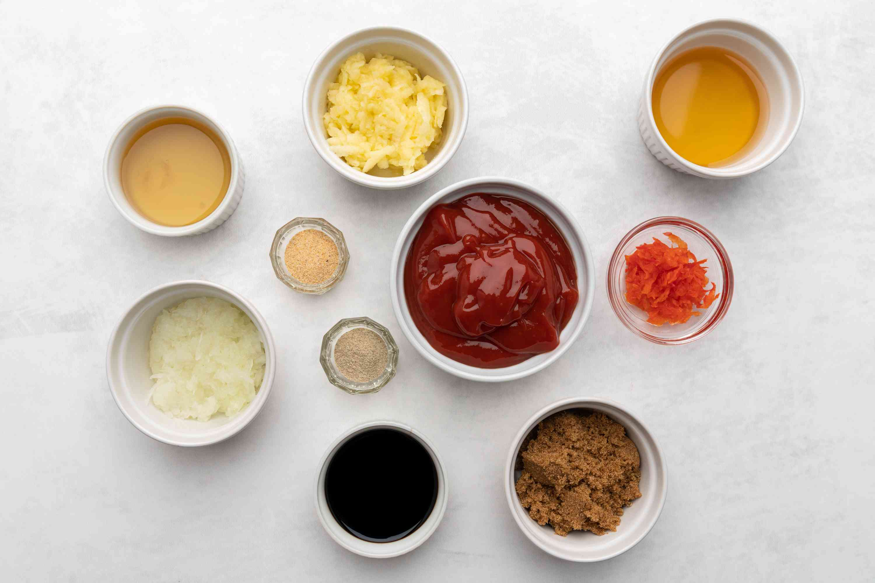 Apple Barbecue Sauce ingredients
